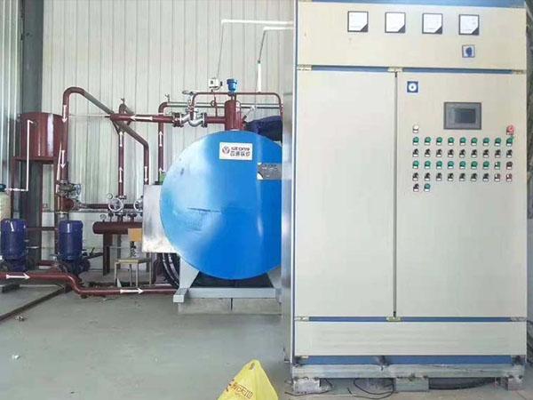太康锅炉厂供应-青海省共和县某某产业有限公司(图1)